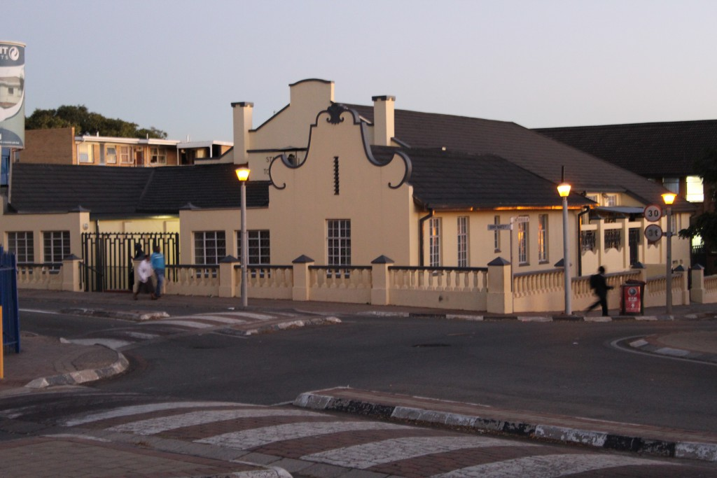 23. Ou stadsaal